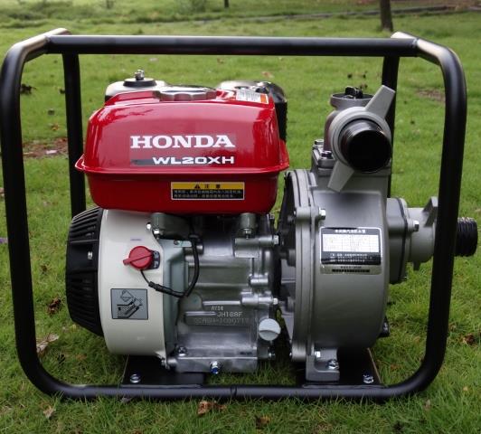 WL20XH原装本田2寸汽油机水泵