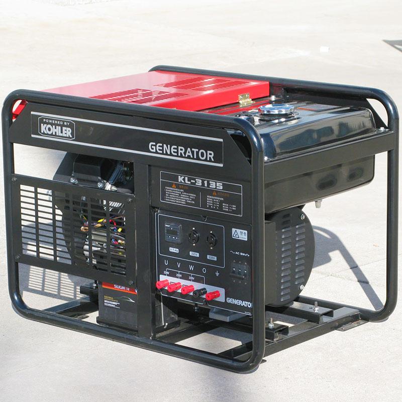 美国科勒动力10KW汽油发电机组